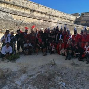 'God's Soldiers - Siege of Malta', dokument fabularyzowany, reż. Konstantinos Koutsoliotas, Elisabeth E. Schuch, Malta 2020