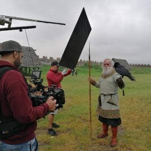 'North Tsar' (teledysk Hjelvik), reż. Dariusz Szermanowicz, Grupa 13, 2020
