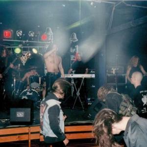 Koncerty w ramach ogólnopolskiej trasy koncertowej z Turbo, 2001