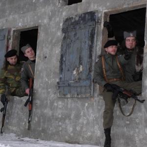 Serbskie odziały paramilitarne 1991