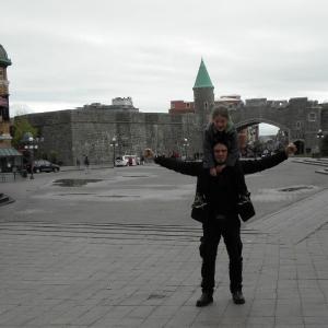 Quebeck, Kanada, 2012 r.