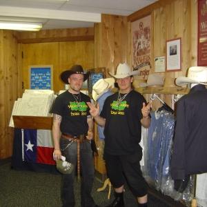 Teksas, 2005 r.